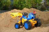 Bulldozer del giocattolo di Electri dei bambini, automobile elettrica dei capretti