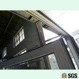 Perfil de alumínio da ruptura térmica para fora aberto e indicador pendurado superior com multi fechamento K05017