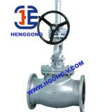 Valvola di globo della flangia dell'acqua dell'acciaio di getto dell'ANSI/acciaio inossidabile
