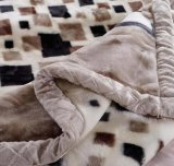 Double Grosch Raschel Blanket Fleece