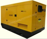 leiser Dieselgenerator 85kVA mit Weifang Motor R6105zd mit Ce/Soncap/CIQ Zustimmungen