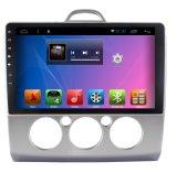 De androïde Speler van de Auto DVD van Ford Focus van het Systeem voor het Scherm van de Aanraking met Navigatie & GPS