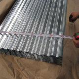 Matériau de construction en tôle d'acier Feuille d'acier galvanisée pour la toiture