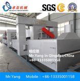 Máquina de la protuberancia de la estera del suelo del vinilo del PVC