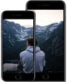 Neuestes Goophone I7 plus 5.5 des Zoll-Mtk6580 entsperrtes Mobiltelefon Vierradantriebwagen-Kerndes android-6.0 3G WCDMA Smartphone realer 8GB+1GB 1920*1080 Qhd Bildschirm