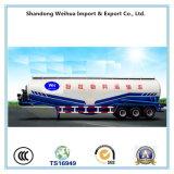 De bulk Vrachtwagen van de Tanker van het Cement/Semi Aanhangwagen met 3 Assen van Leverancier
