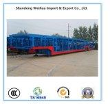 10 Unités Carrier Semi-remorque, Transport de voiture Remorque de la Manufacture