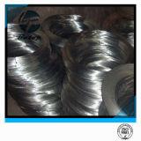 O eletro galvanizou o fio do ferro/fio obrigatório obrigatório galvanizado de Wire/Gi