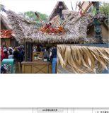 屋根Qwi-St002のためのアフリカの人工的なEnvirmentの総合的なシミュレーションの屋根ふき材料