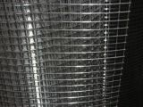 Cerca soldada galvanizada cubierta PVC del acoplamiento de alambre
