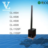 Cl-4509 9LF High Power Public Мультимедиа линия Источник Колонка спикера