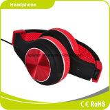 試供品のスパンコールおよびABS+RubberのステレオのヘッドホーンEeb8532