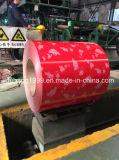 直接製造からの白い花の赤いベースが付いているPre-Painted電流を通された鋼鉄コイル