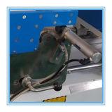 Het automatische Dubbel bewerkt Zaag voor het Knipsel van pvc in verstek