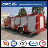 De Vrachtwagen van de Brand van Isuzu 4*2 met 3 Soorten die Materialen (water, schuim, poeder) uitdelen