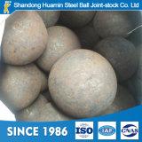 20-150mm粉砕の鋼鉄媒体の球