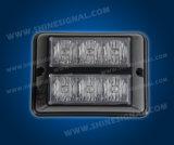 Double extérieur Lightheads de véhicule de sûreté de S39-3D LED