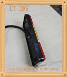 테일 또는 정지 또는 우회 신호 또는 반전 램프 Lt 105 E4 Adr Certification