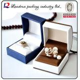 革ビロードの宝石類の収納箱の宝石類のパッキングギフト用の箱(Ys331)