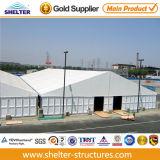 30X30 Hard Aluminum Industrial Storage Tent