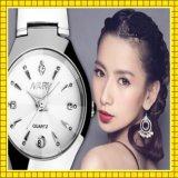 Paypalは昇進の方法女性および女性手首の水晶腕時計を受け入れる
