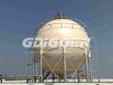 Serbatoio sferico di 5000 M3 GPL