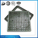 Soem-Eisen-Formen-Tectorial Sand-Gussteil-Einsteigeloch-Deckel vom Entwässerung-Zubehör
