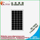 18V 130W-140W 단청 태양 모듈 (2017년)