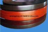 Bordure foncée lustrée élevée de PVC de 1mm pour le Module