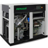 空気冷却された\より涼しい無声回転式Oil-Free空気圧縮機