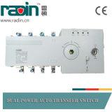 Interruptor de cambio motorizado de la serie RDS2 con la llave de cerradura, interruptor de cambio ATS para los Fenerators