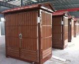 Abrigo y cabina Telecom totalmente equipados modificados para requisitos particulares
