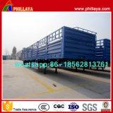 De mur latéral de conteneur de transport remorque semi