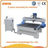 Bekanntmachen der hölzernen Produkte, die Ausschnitt-Holzbearbeitung CNC-Fräser-Maschine schnitzen