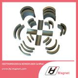 2016 kundenspezifischer Fabrik-starker Ferrit-Segment-Magnet