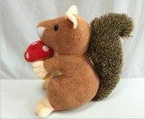 판매를 위한 고품질 연약한 장난감 정글 동물 견면 벨벳에 의하여 채워지는 장난감