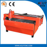 Kundenspezifisches Spitzenplasma bearbeitet CNC-Plasma-Maschine für Stahlausschnitt maschinell