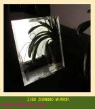 espelho barato desobstruído da decoração de 3mm 4mm 5mm 6mm 8mm Frameless