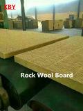 Panneau de laine de roche ignifuge à isolation thermique