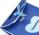Сделанный по образцу мешок пакета подарка с волшебным Press-Button ленты