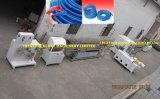 Stall, der geflochtenen verstärkten Druck-Rohr-Strangpresßling-Produktionszweig laufen lässt