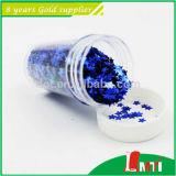 Glitter da cor da resistência de solventes multi para o prego