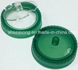Tampa plástica do potenciômetro do tampão/açúcar/tampão de frasco (SS4313)