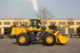 De grote Machine van de Landbouw van de Controle van de Lader van het Wiel Proef