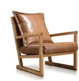 (CL-1127)家具の木の余暇の椅子を食事する高級ホテルのレストラン