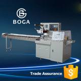 Macchina per l'imballaggio delle merci automatica del germoglio di fagiolo di flusso