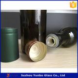 in bottiglia di vetro di riserva dell'olio di oliva di Dorica 250ml (verde) 500ml 750ml
