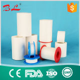 Fabricante chinês White Surgical Medical Adhesive Tape Silk Plaster