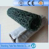 Drenagem plástica do dreno das cortinas da venda quente