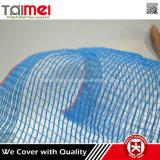 Rede material da segurança dos construtores da proteção da queda do HDPE